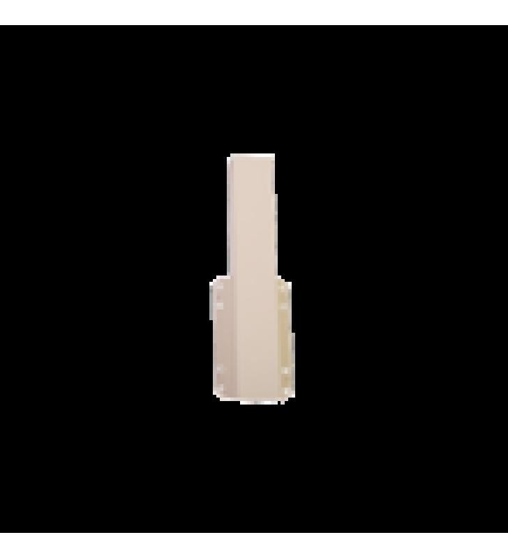 ENGANCHE PARA MASTIL 009MXARM001 CON BARRERA GARD4 (001G4140Z / G3750) / 8 ORIFICIOS PARA TORNILLERIA / SOPCAM