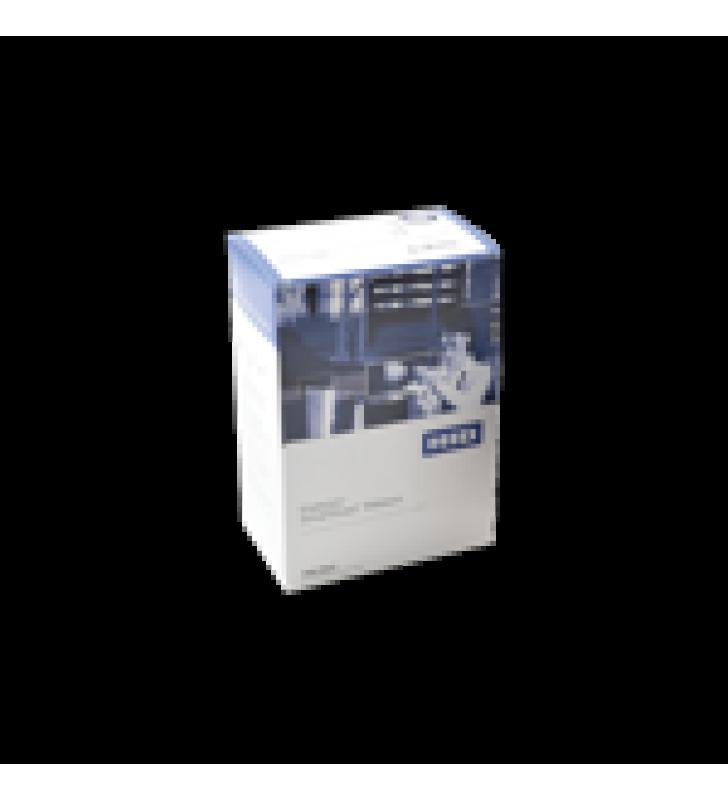 RIBBON SUBLIMACION EN NEGRO  Y OVERLAY 1250 IMPRESIONES PARA DTC4500, DTC4500E