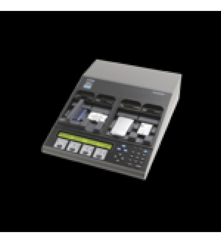 CADEX 7400-C ANALIZADOR DE BATERIAS  DE 4 CAVIDADES (80 W) NO INCLUYE ADAPTADORES.