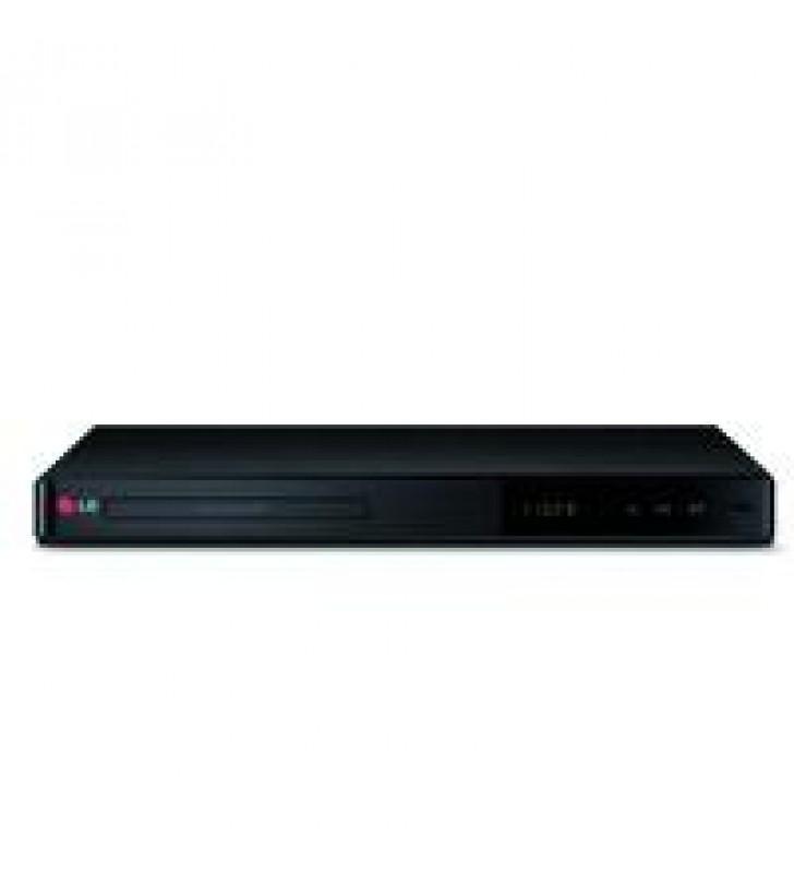 REPRODUCTOR DVD LG DP542H DVD/CD/MP3/WMA/JPEG/MULTIFORMATOS ESCALADOR FULLHD(1080P) ESCANEO PROGRESI