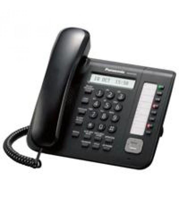 TELEFONO IP PANASONIC PROPIETARIO 8 TECLAS PROGRAMABLES ALTAVOZ NEGRO