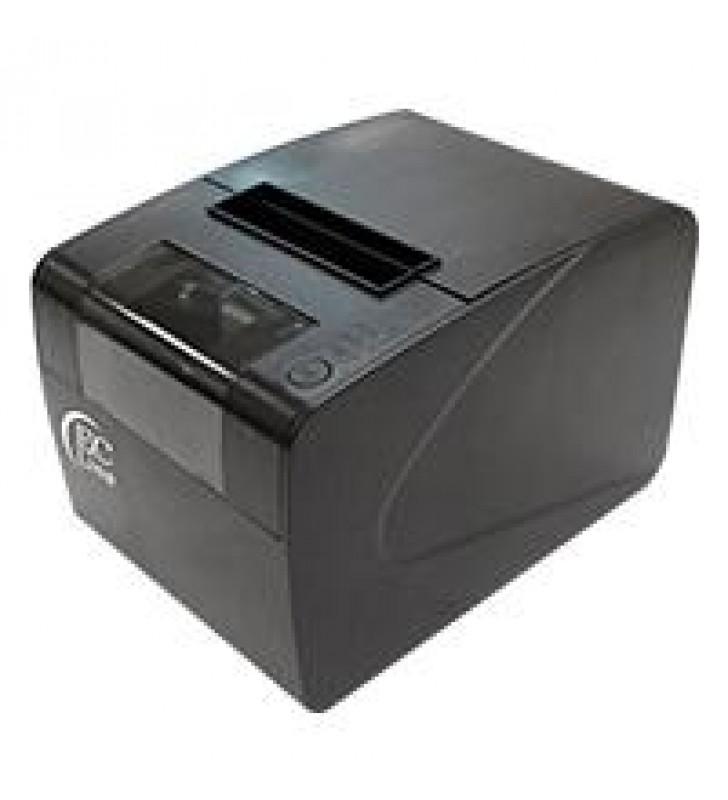 MINIPRINTER TERMICA EC LINE EC-PM-80250-USB+SERIAL+ETHERNET AUTOCORTADOR USB NEGRA 80 MM (3.15)