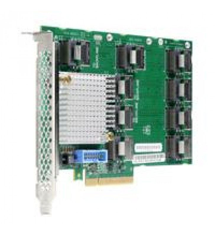 TARJETA INTERNA DE EXPANSION SAS HPE ML350 GEN10 DE 12 GB CON CABLES