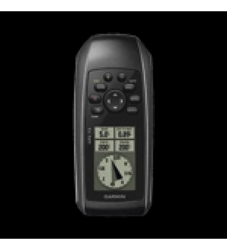 GPS PORTATIL GPSMAP 73 CON PANTALLA DE CRISTAL LIQUIDO, ESCALA DE 4 NIVELES DE GRIS, HASTA MIL PUNTOS DE ALMACENAMIENTO INTERNO, SUMERGIBLE Y FLOTANTE.