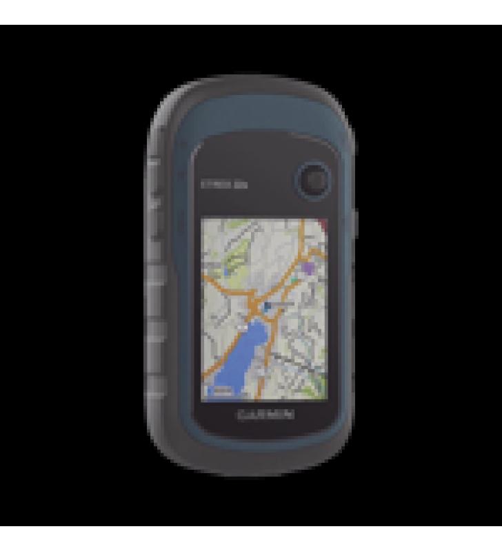 GPS PORTATIL ETREX22 CON MAPA BASE PRECARGADO, ALMACENA HASTA 2000 PUNTOS DE INTERES, E INCLUYE FUNCION DE CALCULO DE AREAS.