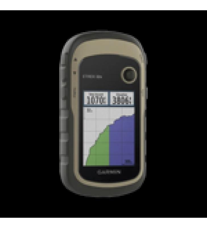 GPS PORTATIL ETREX 32X CON MEMORIA INTERNA DE 8 GB, PANTALLA DE 2.2 A COLOR, CON MAPA TOPOGRAFICO DE CARRETERAS Y SENDEROS INCLUIDO.