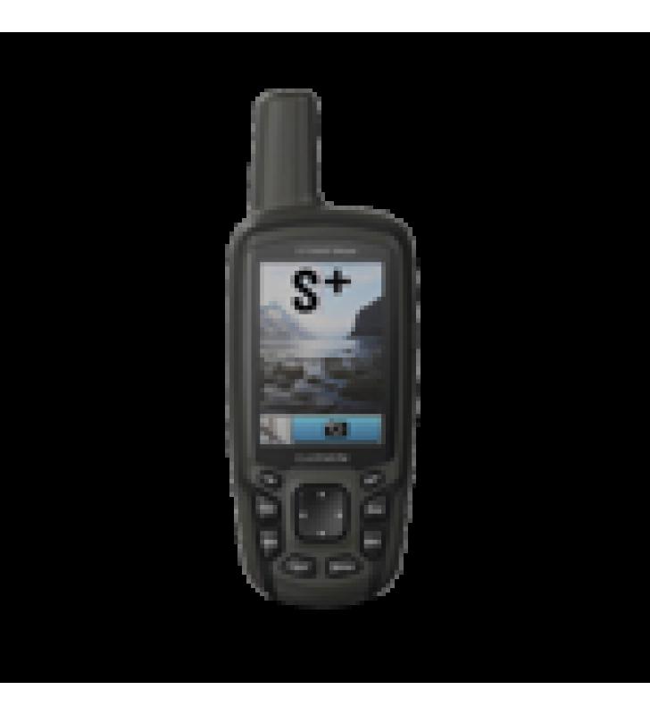 GPSMAP 64CSX, GPS PORTATIL CON CAMARA INTEGRADA DE 8 MEGAPIXELES, ALTIMETRO Y BUJALA INTEGRADA.