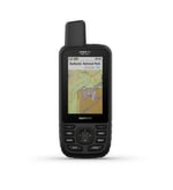 GPS PORTATIL GPSMAP 66SR, DISPOSITIVO PORTATIL MULTISATELITAL DE ALTA PRECISION, CON MAPAS TOPOGRAFICOS INSTALADOS.
