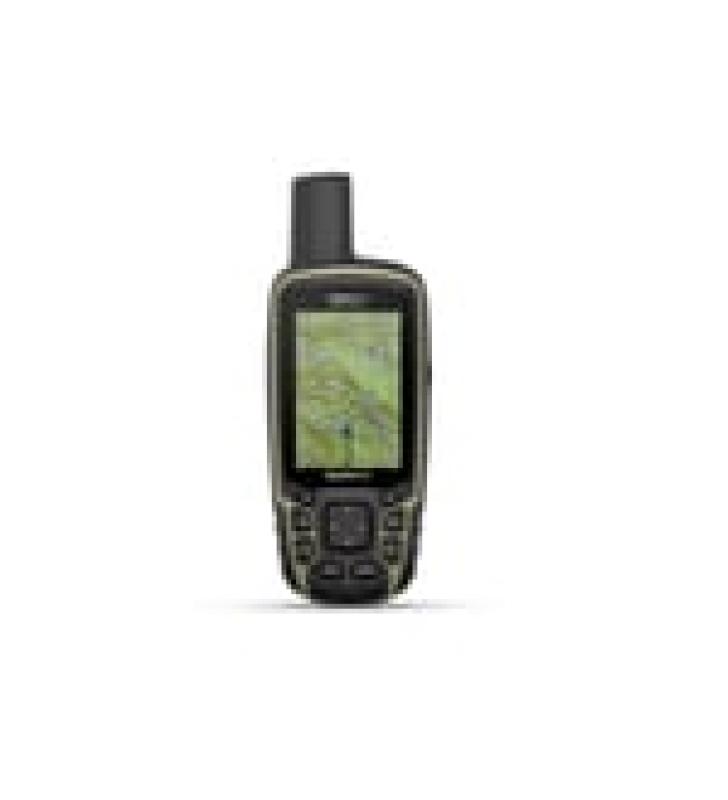 GPSMAP 65, GPS PORTATIL CON PANTALLA A COLOR, ALMACENAMIENTO DE 5000 PUNTOS, SIN ALTIMETRO Y BUJALA INTEGRADA.
