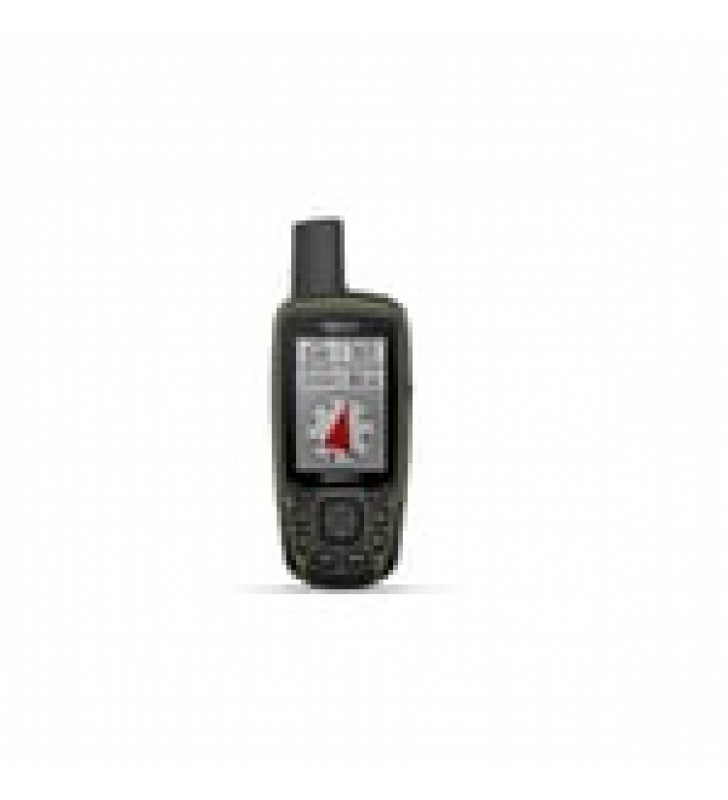 GPS PORTATIL GPSMAP 65S DE ALTA PRECISION, CON PANTALLA A COLOR DE 65,000 COLORES. VERSION CON ALTIMETRO Y BRUJULA.