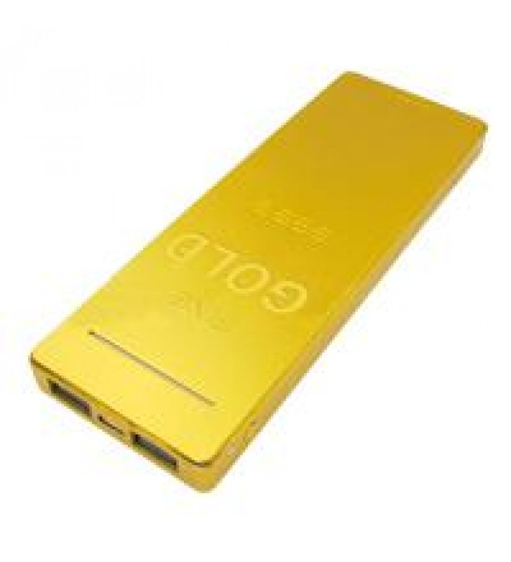 GHIA GOLD BATERIA DE RESPALDO POWER BANK 10000 MAH GAC-120