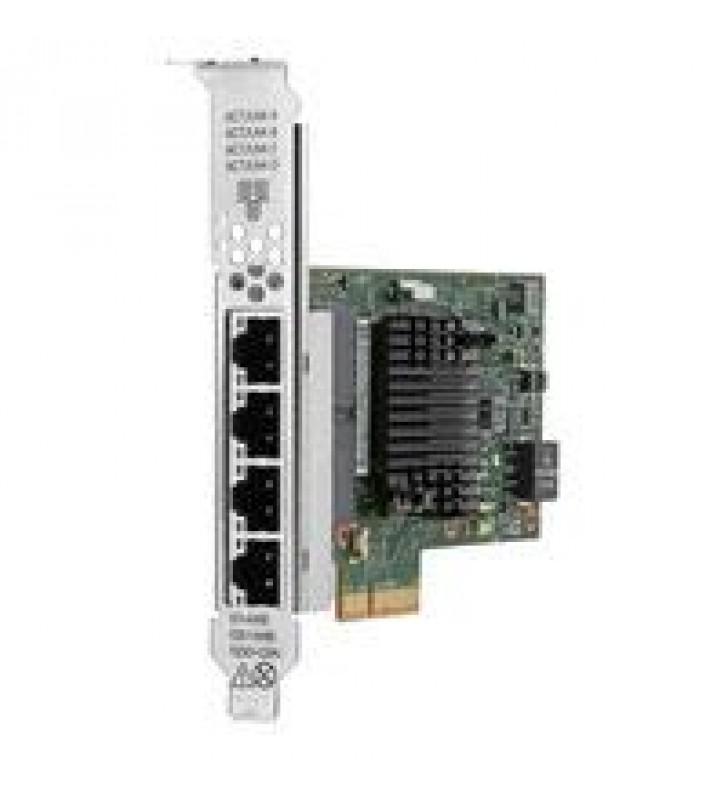 ADAPTADOR DE RED HPE 1GB CON 4 PUERTOS BASE-T I350-T4V2