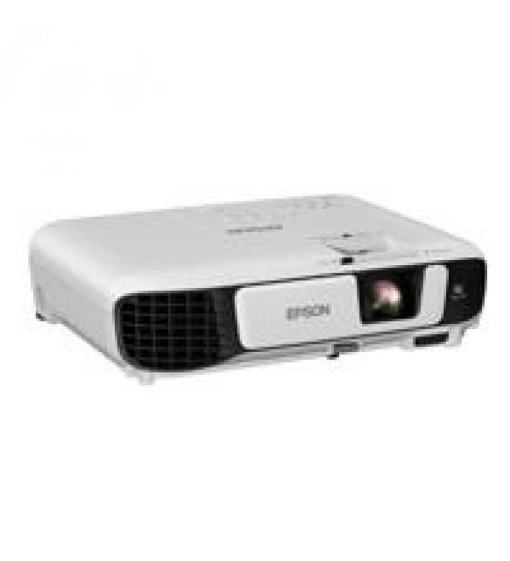 VIDEOPROYECTOR EPSON POWERLITE W42+ 3LCD WXGA 3600 LUMENES HDMI WIFI