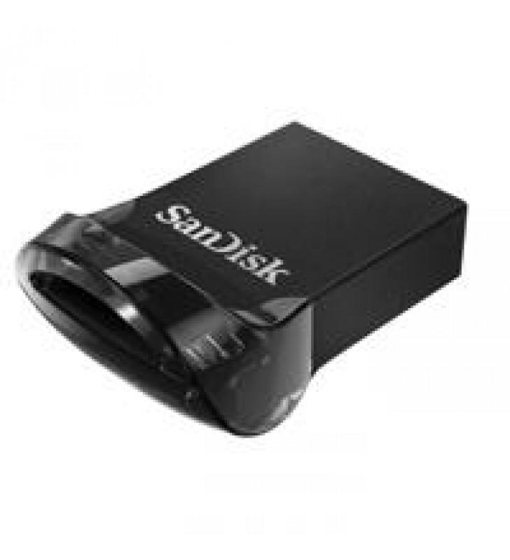 MEMORIA SANDISK 64GB USB 3.1 ULTRA FIT Z430 130MB/S NEGRO MINI