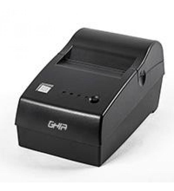 MINIPRINTER TERMICA GHIA BASICA//ECONOMICA NEGRA 58MM USB