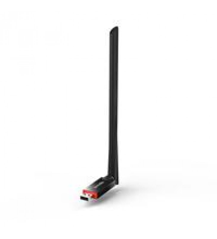 ADAPTADOR DE RED U6 USB 2.0 INALAMBRICA N300 DE 300 MBPS SOFT AP