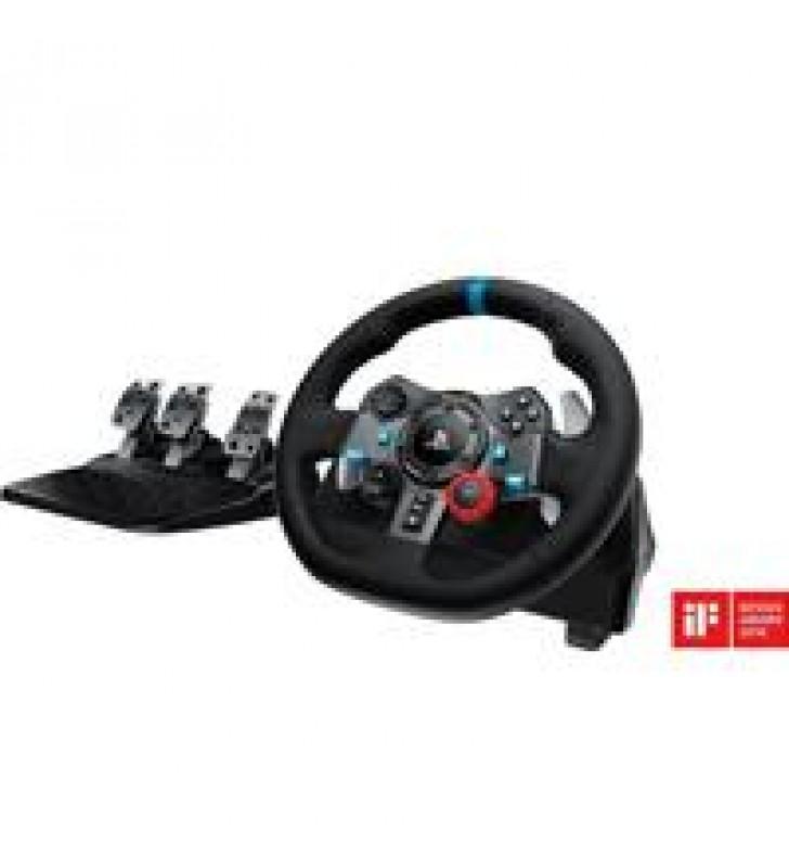 VOLANTE DE CARRERAS LOGITECH DRIVING FORCE G29 PARA PLAYSTATION 3 Y 4