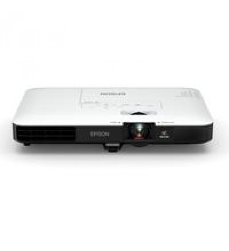 VIDEOPROYECTOR EPSON POWERLITE 1780W 3LCD WXGA 3000 LUMENES USB HDMI WIFI PORTATIL