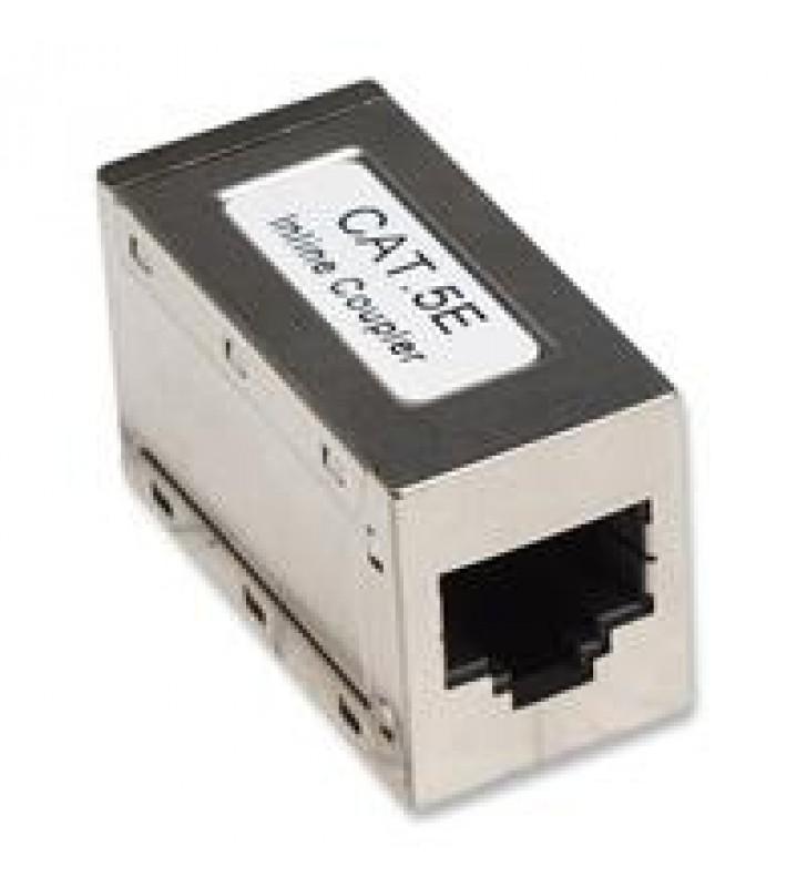 COPLE RJ45-RJ45 CAT5E MODULAR INTELLINET UTP FTP RED METALICO