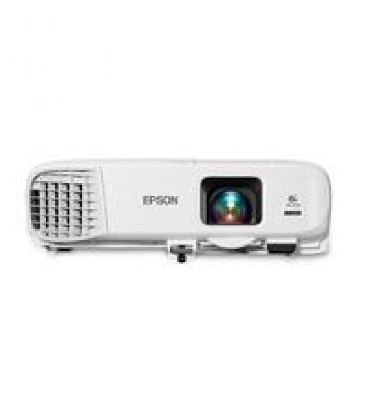 VIDEOPROYECTOR EPSON POWERLITE 2247U 3LCD WUXGA 4200 LUMENES RED HDMI WIFI OPCIONAL