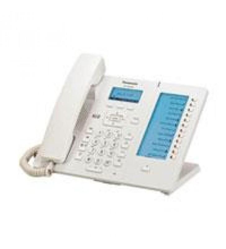 TELEFONO IP SIP SONIDO HD LCD 2.3 2 PUERTOS GB ALTAVOZ FULL DUPLEX COLOR BLANCO POE NO INCLUYE ELIMI