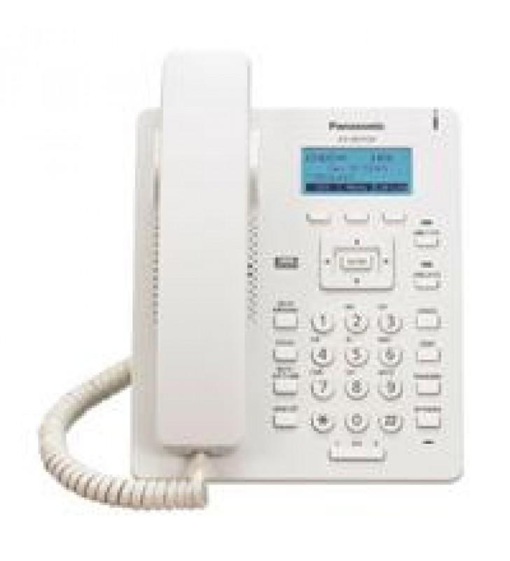 TELEFONO SIP VOIP PANASONIC KX-HDV130X 2 LINEAS - PANTALLA 23 AUDIO HD - ALTAVOZ FULLDUPLEX 2 PUERTO