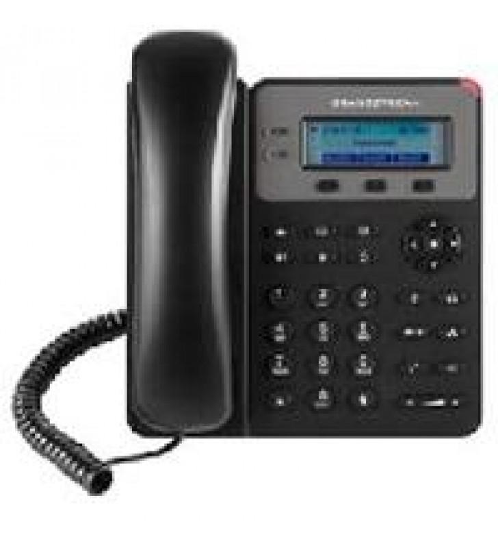 TELFONO IP BASICO DE 1 LNEA UNA CUENTA SIP CON 3 TECLAS DE FUNCIN PROGRAMABLES Y CONFERENCIA DE 3 VA