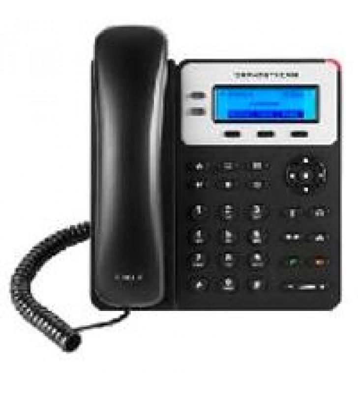 TELFONO IP BASICO DE 2 LNEAS 2 CUENTAS SIP CON 3 TECLAS DE FUNCIN PROGRAMABLES AUDIO HD Y CONFERENCI