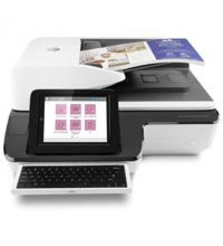 OPS ESCANER HP SCANJET FLOW N9120 FN2 / CAMA PLANA ADF / HASTA 120 PPM / 240 IPM