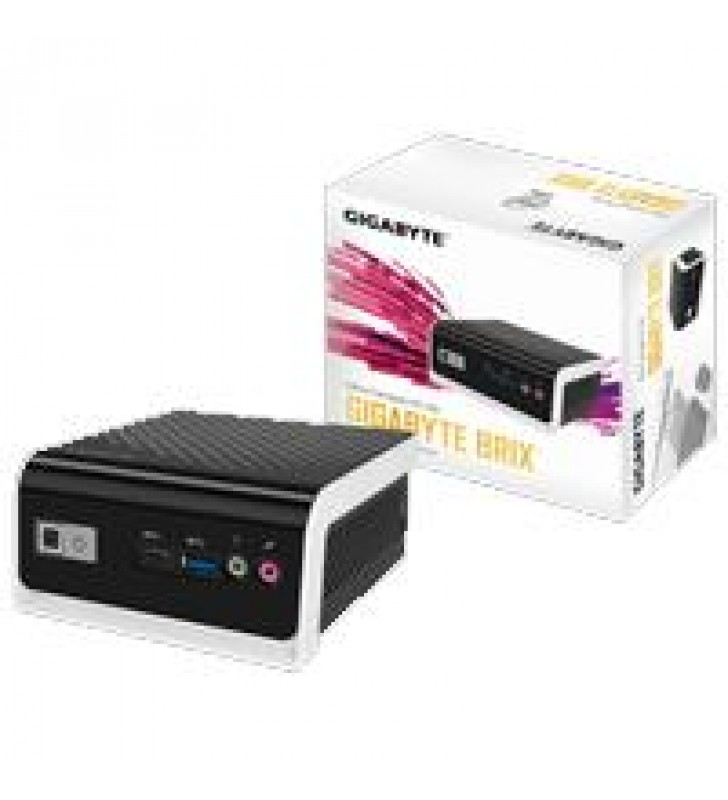 MINI PC GIGABYTE BRIX CELERON J4105 4 NUCLEOS 2.5 GHZ/1X SODIMM DDR4 2400MHZ/VGA/HDMI/WIFI/BLUETOOTH