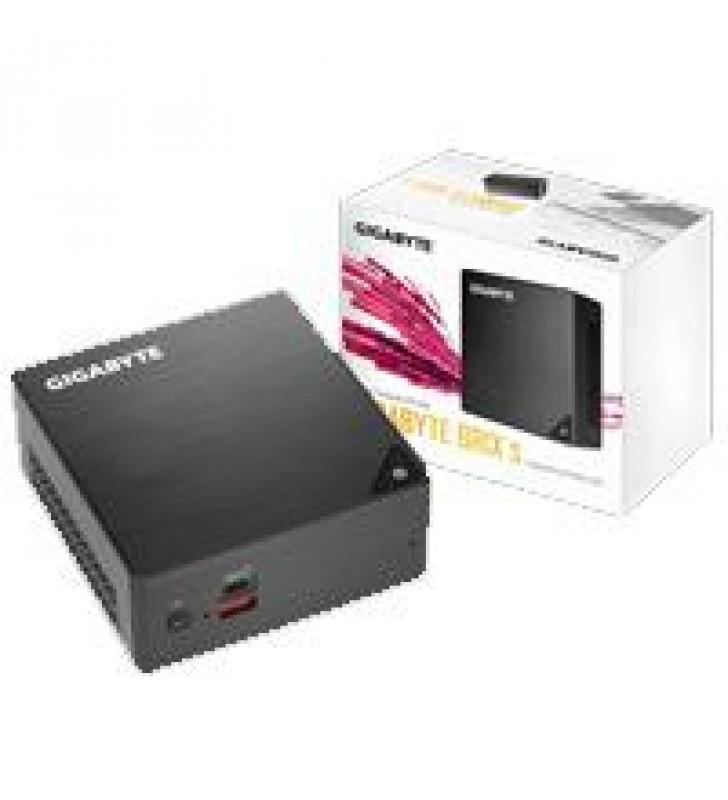 MINI PC GIGABYTE BRIX CORE I7 8550U 4 NUCLEOS 1.8 GHZ/2X SODIMM DDR4 2400MHZ/HDMI/MINI DP/WIFI/BLUET