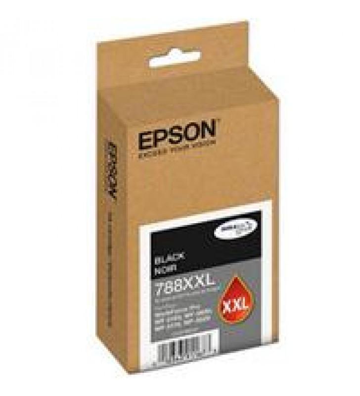 CARTUCHO EPSON MODELO T788XXL NEGRO PARA WF-5190 WF-5690 ALTA CAPACIDAD