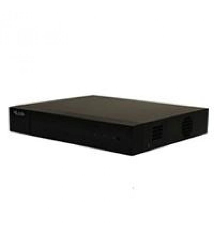 DVR HILOOK DE 4 CANALES TURBOHD 3MP / 1CH IP / H.264 / 1 BAHA DE DISCO DURO / HDMI HD1080P