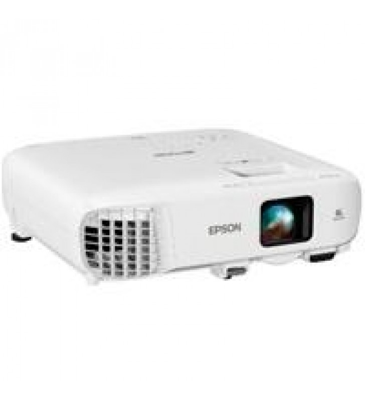 VIDEOPROYECTOR EPSON POWERLITE 2042 3LCD XGA 4400 LUMENES RED HDMI (WIFI OPCIONAL)