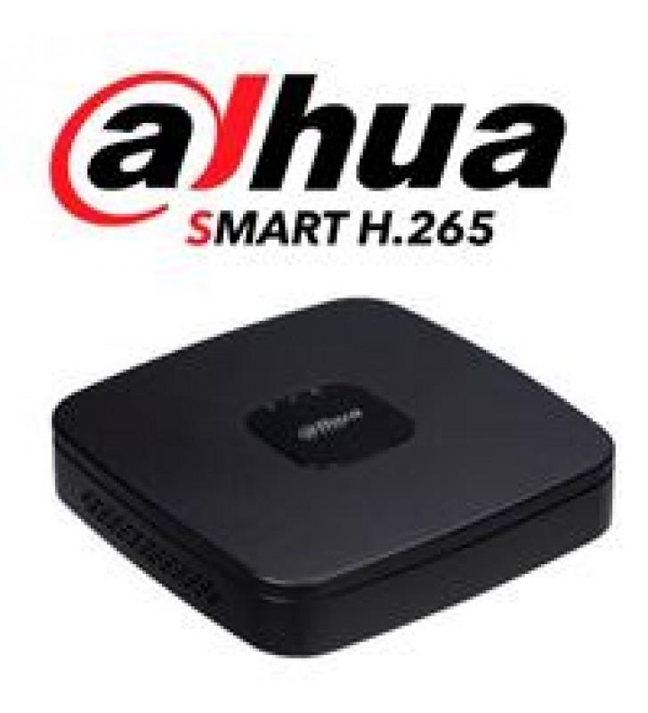 DVR DAHUA 4 CANALES HDCVI PENTAHIBRIDO 720P/ 1080P LITE/ H265/ HDMI/ VGA/ 1 CH IP ADICIONAL 41/ 1 SA