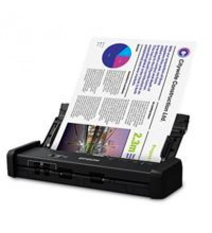 SCANNER EPSON DS-320 25 PPM / 50 IPM 600 DPI 48 BITS USB PORTATIL