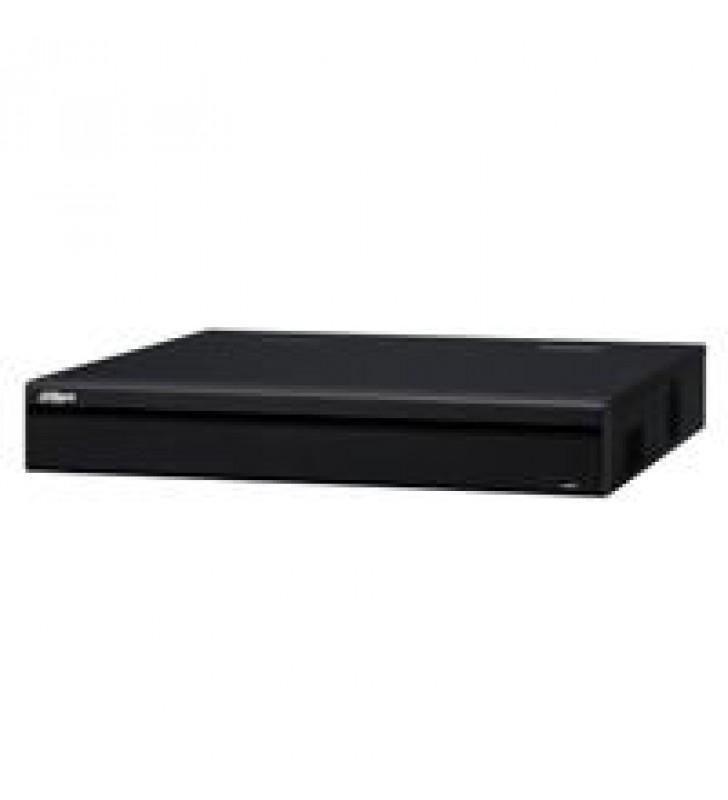 NVR DAHUA 16 CANALES 4K/ RENDIMIENTO 320 MBPS/ H265/16 PUERTOS POE 8 EPOE/2 HDMI/ POS/ 4 SATA / 1 PU