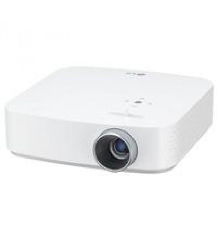 VIDEOPROYECTOR PORTATIL LED LG PF50KA 600ANSILUMENES FHD1920X1080 HASTA 100PLG HDMI2 USB1 USBTIPOC1