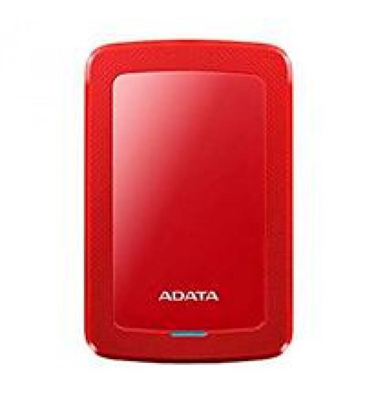 DD EXTERNO 1TB ADATA HV300 DASHDRIVE SLIM 2.5 USB 3.2 ROJO WINDOWS/MAC/LINUX