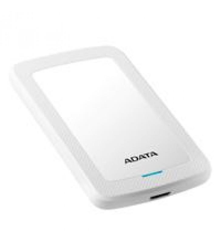 DD EXTERNO 1TB ADATA HV300 DASHDRIVE SLIM 2.5 USB 3.2 BLANCO WINDOWS/MAC/LINUX