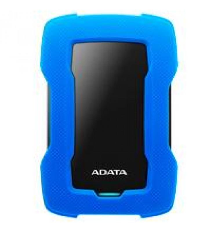 DD EXTERNO 1TB ADATA HD330 2.5 USB 3.2 SLIM CONTRAGOLPES AZUL WINDOWS/MAC/LINUX