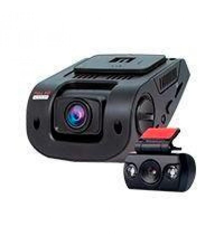 CAMARA PARA AUTO MOVIL / PROVISION ISR / FULL HD 1080P INCLUYE REAR CAM. PANTALLA IPS DE 2.4 PULGADA