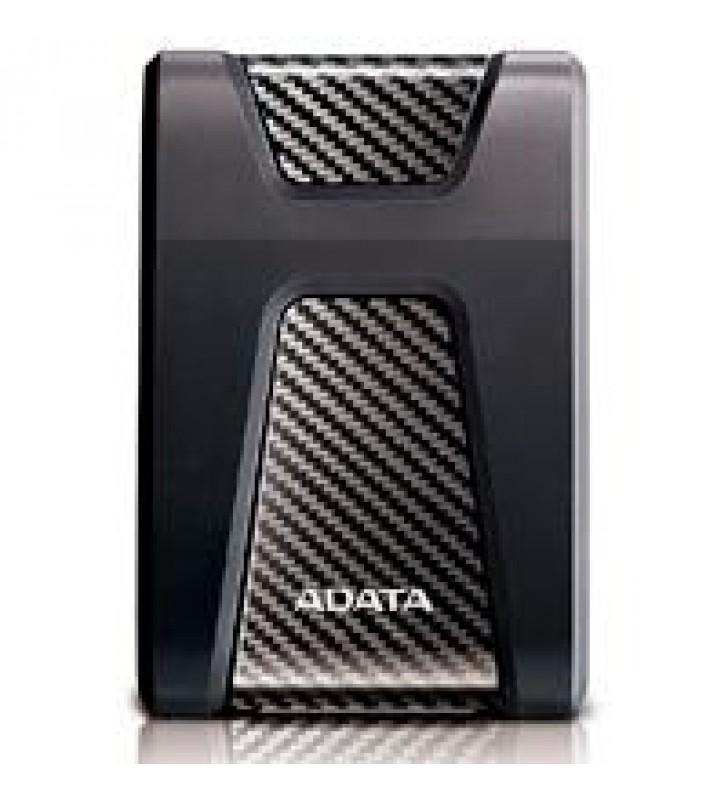 DD EXTERNO 1TB ADATA HD650 2.5 USB 3.2 CONTRAGOLPES NEGRO WINDOWS/MAC/LINUX