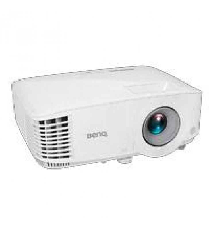 VIDEOPROYECTOR BENQ DLP MX550 TIRO REGULAR 3600 LUMENES XGA (1024 X 768) CONTRASTE 20000:1 15000 HOR