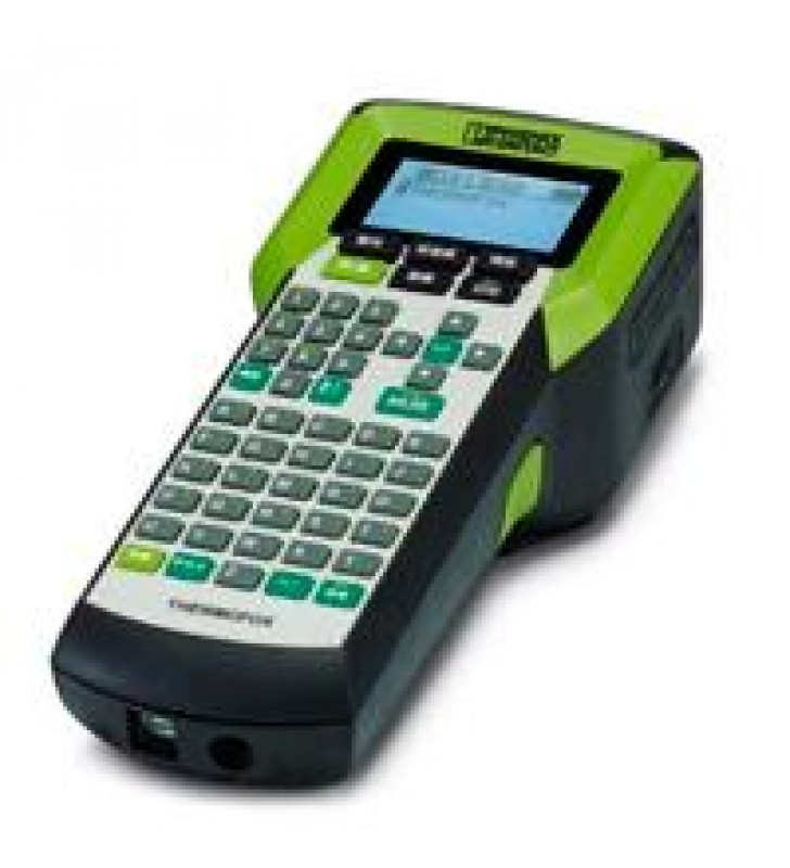 IMPRESORA DE TRANSFERENCIA TERMICA PORTATIL PHOENIX CONTACT 803986 INTERFAZ USB- 50/60 HZ PARA MATER