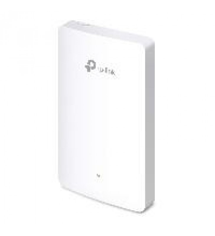 ACCESS POINT INALAMBRICO OMADA TP-LINK EAP225-WALL PLACA DE PARED AC1200 BANDA DUAL 2.4GHZ 300MBPS Y