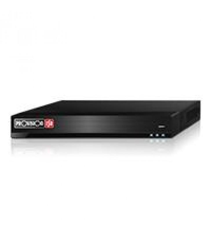 DVR PROVISION ISR 1080P LITE AHD 4 CANALES 2MP 1 CH IP HIBRIDO AHD / CVI / TVI / CVBS H.264 HDMI VGA