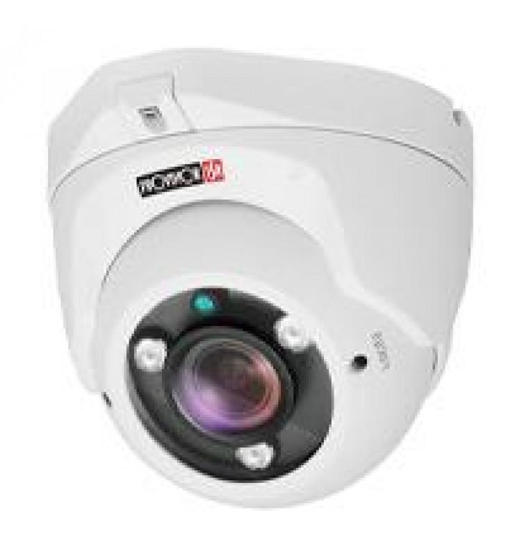 CAMARA PROVISION ISR DOMO AHD PRO 1080P 2 MP LENTE VARIFOCAL 2.8 A 12 MM IR 25 MTS D/N 4 EN 1 (AHD /