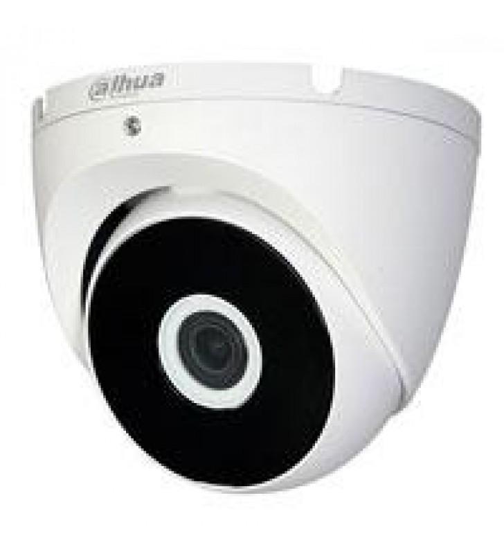 CAMARA DAHUA COOPER T2A21- / DOMO HDCVI 1080P/TVI/ AHD/ CVBS/ LENTE 3.6MM/ SMART IR 20 MTS/ IP67/ AP