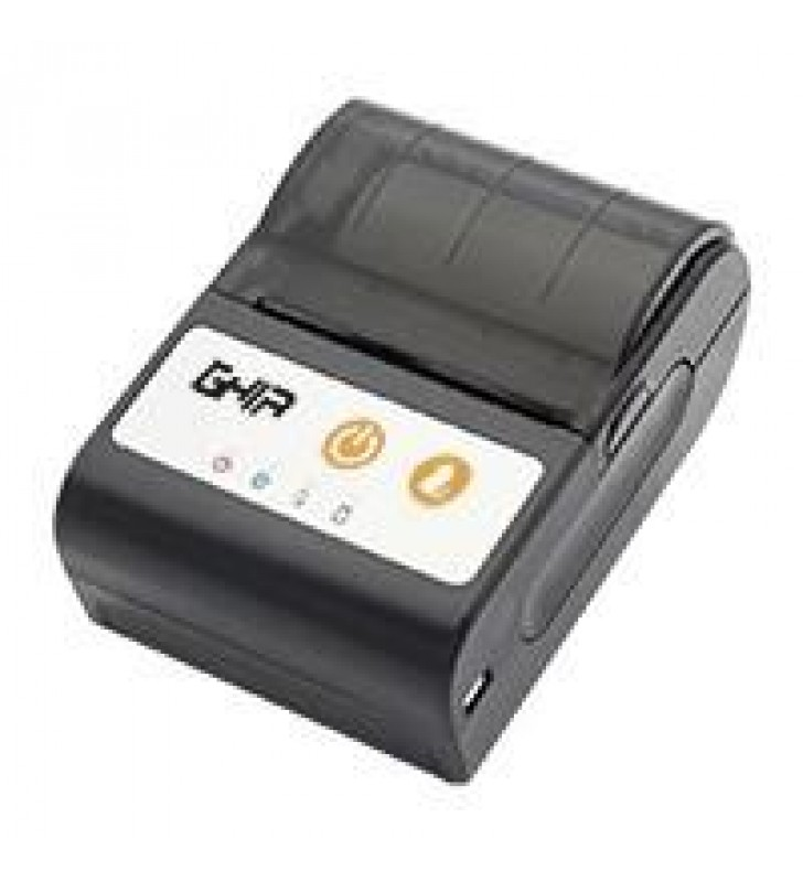 MINIPRINTER TERMICA MOVIL PORTATIL GHIA NEGRA 58MM BLUETOOTH/USB/ PS/2 SERIAL